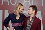 Sam Rockwell and Leslie Bibb Photos Photo