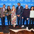 "China Anne Mcclain Nafessa Williams Photos - (L-R) Damon Gupton, Marvin ""Krondon"" Jones III, Nafessa Williams, Cress Williams, Christine Adams, China Anne McClain, and James Remar pose with the 2018 aTVfest Spotlight Cast Award for 'Black Lightning' on Day 3 of the SCAD aTVfest 2018 on February 3, 2018 in Atlanta, Georgia. - SCAD aTVfest 2018 -  'Black Lightning'"