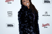 Shanola Hampton attends a party hosted by SHOWTIME®, Prime Video Channels, and IMDb to celebrate SHAMELESS at Acura Festival Village on January 26, 2019 in Park City, Utah.