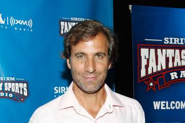 Chris 'Mad Dog' Russo SIRIUS XM Radio Celebrity Fantasy Football Draft-Times Square