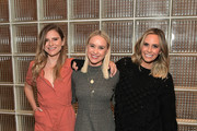 (L-R) Jac Vanek, Becca Tobin and Keltie Knight attend SOREL x LadyGang Fall Podcast + Party at NeueHouse Los Angeles on October 18, 2018 in Hollywood, California.