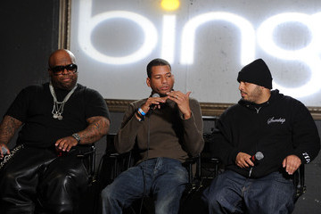 Hype Williams SPiN Decision Makers Panel With Hype Williams And Jamie Foxx At Bing Bar - 2011 Park City