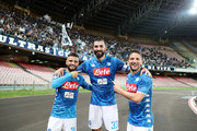 Lorenzo Insigne and Dries Mertens Photos Photo