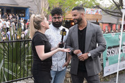 "Mousa Kraish and Ricky Whittle attend the STARZ American Gods ""House of the Gods"" intimate experience at SXSW on March 9, 2019 in Austin, Texas."