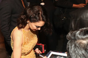 """Actor Nazanin Boniadi attends the STARZ """"Counterpart"""" & """"Howards End"""" FYC Event at LACMA on May 23, 2018 in Los Angeles, California."""