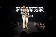 "Trey Songz performs onstage at STARZ Madison Square Garden ""Power"" Season 6 Red Carpet Premiere, Concert, and Party on August 20, 2019 in New York City."