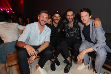 Sabin Tambrea HUGO Launch Party With Liam Payne In Berlin