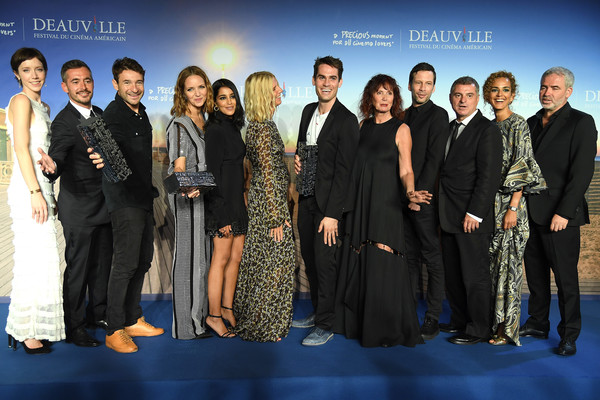 'Jury & Award Winners' : Photocall - 44th Deauville American Film Festival