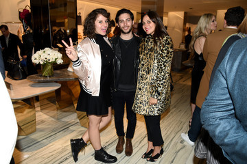 Sabine Heller Barneys New York Celebrates Its New Downtown Flagship In New York City