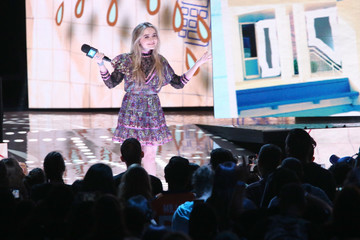 Sabrina Carpenter Celebs Come Together at WE Day California to Celebrate Young People Changing the World