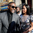 Sabrina Dhowre Elba Premiere Of Universal Pictures' 'Fast And Furious Presents: Hobbs And Shaw'