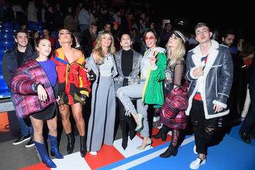 Sabrina Sato Tommy Drive Now Show - LATAM Guests - Milan Fashion Week Fall/Winter 2018/19