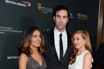 Sacha Baron Cohen Stars at the BAFTA LA Britannia Awards — Part 2