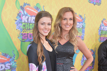 Sadie Robertson Nickelodeon's 27th Annual Kids' Choice Awards - Red Carpet