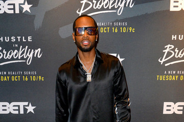 Safaree Samuels BET Hip Hop Awards 2018 - Pre-Reception