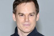 """Michael C. Hall attends """"Safe"""" Photocall during the 1st Cannes International Series Festival on April 11, 2018 in Cannes, France."""