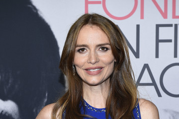 Saffron Burrows Premiere Of HBO's 'Jane Fonda In Five Acts' - Arrivals