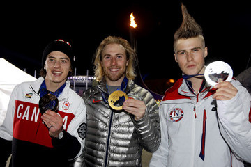 Sage Kotsenburg Around the Games: Day 1 - 2014 Winter Olympic Games