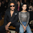 Zoe Kravitz and Lenny Kravitz Photos