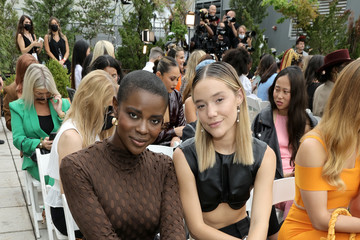Saje Nicole Dur Doux - Front Row & Backstage - September 2021 - New York Fashion Week: The Shows