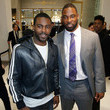 Michael Vick and Justin Tuck Photos