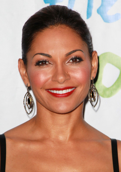 Salli Richardson-whitfield - New Photos