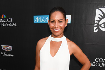 Salli Richardson-Whitfield ABFF 2017 - 'GIRLS TRIP' Red Carpet Screening With Regina Hall, Will Packer, and Malcolm D. Lee