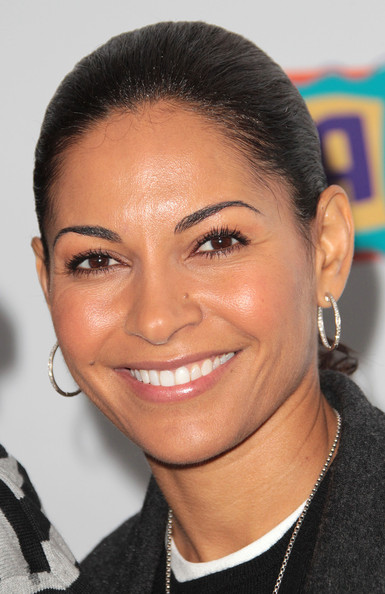 Salli Richardson-Whitfield - Gallery Photo
