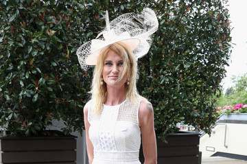 Sally Bercow Royal Ascot - Day 1