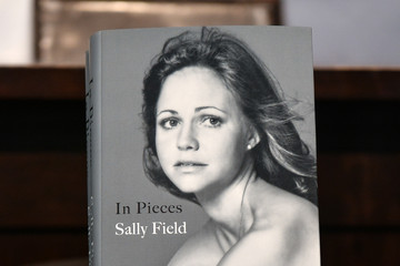 Sally Field Sally Field Signs Copies Of Her New Book 'In Pieces'