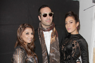 Sally Golan Falguni & Shane Peacock - Backstage - Fall 2013 Mercedes-Benz Fashion Week