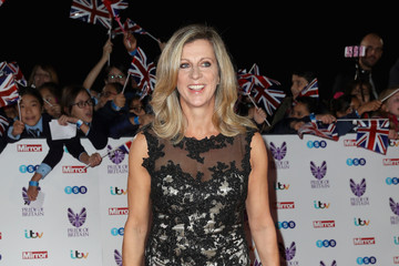 Sally Gunnell Pride Of Britain Awards - Red Carpet Arrivals