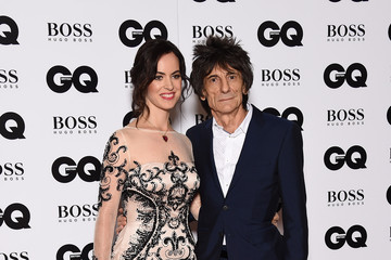 Sally Humphreys Guests Arrive at the GQ Men of the Year Awards