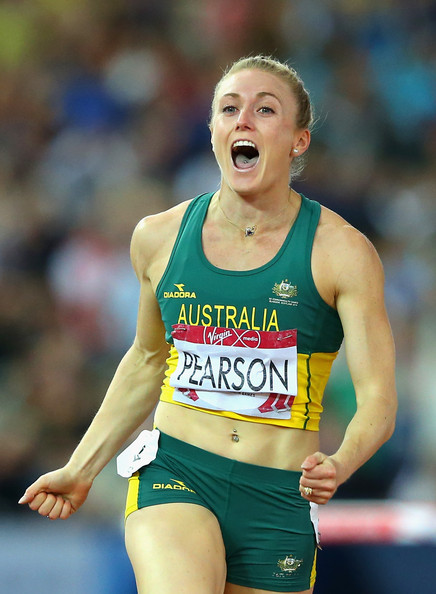sally pearson pictures 20th commonwealth games