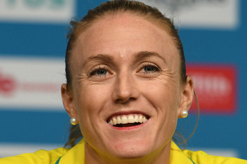 Sally Pearson Around The Games - Gold Coast 2018 Commonwealth Games Day 1