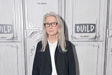 Sally Potter Celebrities Visit Build - March 10, 2020