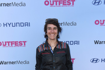 """Sally Rubin Outfest Los Angeles LGBTQ Film Festival's Opening Night Gala Presents """"Everybody's Talking About Jamie"""" At Cinespia's Hollywood Forever - Filmmakers"""