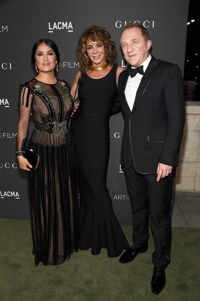 2016 LACMA Art + Film Gala Honoring Robert Irwin and Kathryn Bigelow Presented by Gucci - Red Carpet