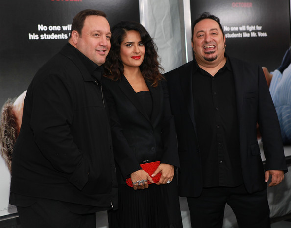 "Salma Hayek - ""Here Comes The Boom"" New York Premiere"