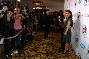 "Salma Hayek The Equality Now's ""Make Equality Reality"" Event - Red Carpet"