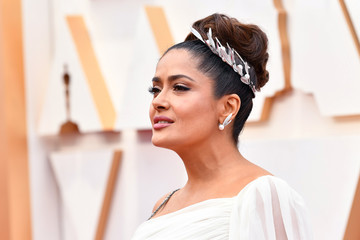 Salma Hayek 92nd Annual Academy Awards - Arrivals