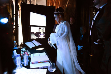 Salma Hayek 92nd Annual Academy Awards - Backstage