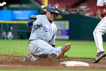 Salvador Perez Kansas City Royals v Cincinnati Reds
