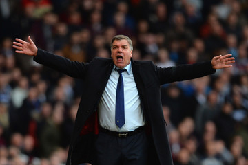 Sam Allardyce West Ham United v Southampton - Premier League