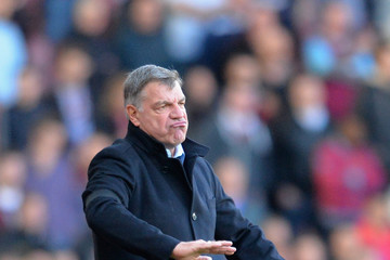 Sam Allardyce West Ham United v Crystal Palace - Premier League