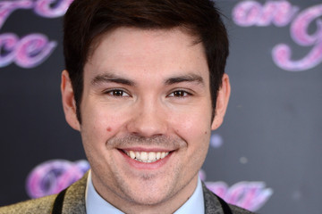 Sam Attwater 'Dancing on Ice' Launches in London