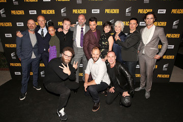 Sam Catlin Premiere Of AMC's 'Preacher' Season 3