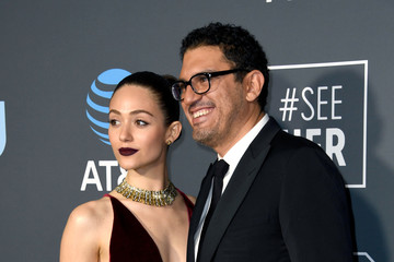 Sam Esmail The 24th Annual Critics' Choice Awards - Arrivals