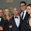 Sam Esmail Amazon Prime Video's Golden Globe Awards After Party - Arrivals