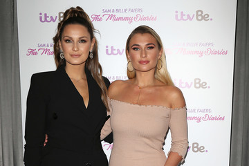 Sam Faiers ITV 'The Mummy Diaries' photocall